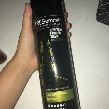 Photo of TRESemmé Tres Two Extra Hold Hair Spray uploaded by savannah L.