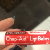 Walgreens Chap-Aid Lip Balm SPF 4 uploaded by Camille B.