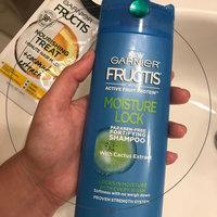 Garnier Fructis Moisture Lock Shampoo uploaded by Stacy S.