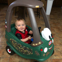 Little Tikes Cozy Coupe uploaded by Britanny P.