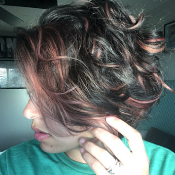 Photo uploaded to Kristin Ess Rose Gold Temporary Tint by Melanie S.