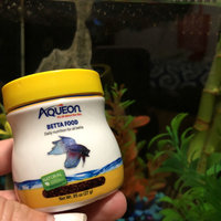 All Glass Aquarium Aqueon AQE100009449 Betta Food .95 oz. uploaded by alexis b.