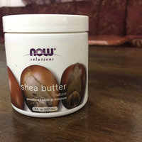 NOW Solutions Shea Butter 100% Natural uploaded by Samah 9.