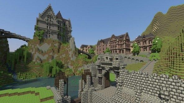 Minecraft uploaded by Ana H.