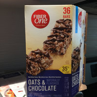 Fiber One Chewy Bars Oats and Chocolate uploaded by Kristine M.