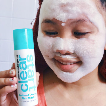 Photo of Dermalogica Clear Start Blackhead Clearing Fizz Mask uploaded by Zerlaine P.