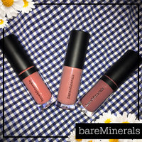 bareMinerals Gen Nude™ Buttercream Lip Gloss uploaded by Kat J.