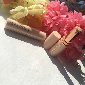 Photo of Makeup Revolution Fast Base Stick Foundation uploaded by Chelsey J.