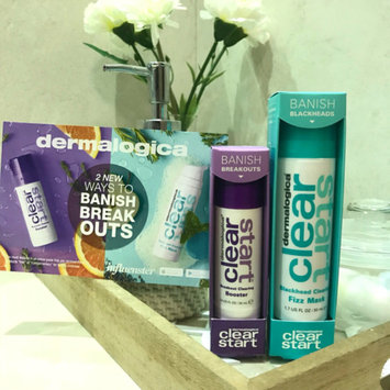 Photo of Dermalogica Clear Start Blackhead Clearing Fizz Mask uploaded by Marlyn Leticia L.