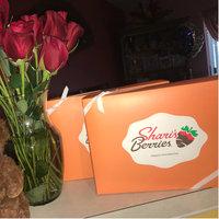 Shari's Strawberries With Chocolate Swizzle uploaded by Taahirah J.