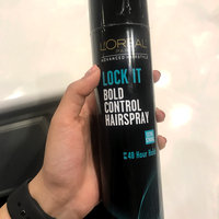L'Oréal Paris Advanced Hairstyle LOCK IT Bold Control Hairspray uploaded by member-f1228f7ef