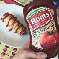 Hunt's® 100% Natural Tomato Ketchup 28 oz. Squeeze Bottle uploaded by Stacy S.