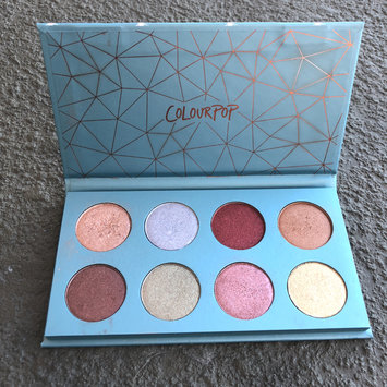 Photo of ColourPop Semi Precious Shadow Palette uploaded by Caitie S.