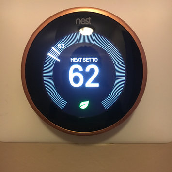Photo of Nest  Learning Thermostat uploaded by Kym B.