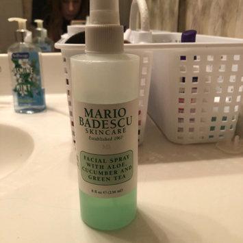 Photo uploaded to Mario Badescu Facial Spray with Aloe, Cucumber & Green Tea by Amanda Q.