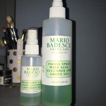 Photo of Mario Badescu Facial Spray with Aloe, Cucumber & Green Tea uploaded by Casey L.