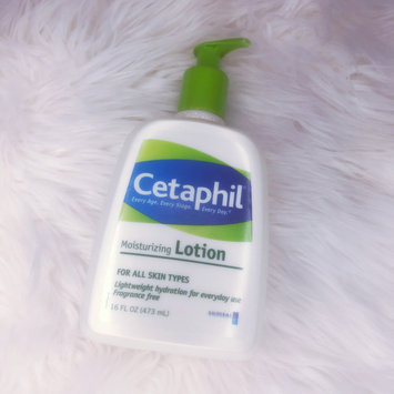 Photo of Cetaphil Moisturizing Lotion uploaded by Chessney R.