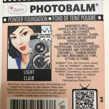 Photo of the Balm PhotoBalm - Light uploaded by Christain S.