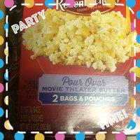Orville Redenbacher's Gourmet Pour Over Movie Theater Butter Microwave Popcorn uploaded by Torie P.