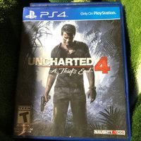PS4 Slim 500GB Uncharted 4 Bundle uploaded by Skylar L.