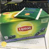 Lipton® Purple Acai Blueberry Green Tea uploaded by Katie W.