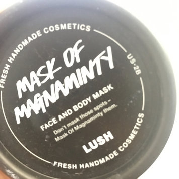 Photo of LUSH Mask of Magnaminty uploaded by Sienna J.