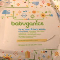 BabyGanics Thick n' Klean Extra Gentle Baby Wipes uploaded by Katie L.