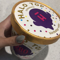 Halo Top Birthday Cake Ice Cream uploaded by Emma |.