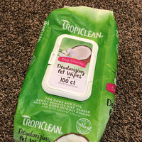 TROPICLEAN DEEP CLEANING WIPES 100CT uploaded by Skylar L.