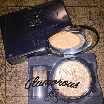 Photo of Dior Diorskin Nude Air Luminizer Powder Shimmering Sculpting Powder uploaded by Ellie R.