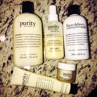 philosophy purity made simple one-step facial cleanser uploaded by Andi K.