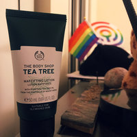 THE BODY SHOP® Tea Tree Mattifying Lotion uploaded by Gulet I.