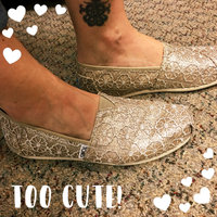 Toms Shoes uploaded by Amber K.