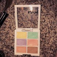 NYX Color Correcting Concealer Palette uploaded by Allie R.