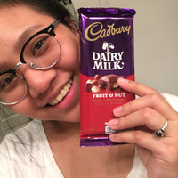 Cadbury Dairy Milk Fruit & Nut Milk Chocolate uploaded by Itspatriciaganda V.