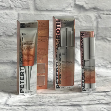 Photo of Peter Thomas Roth Potent-C™ Power Eye Cream uploaded by Ashley A.