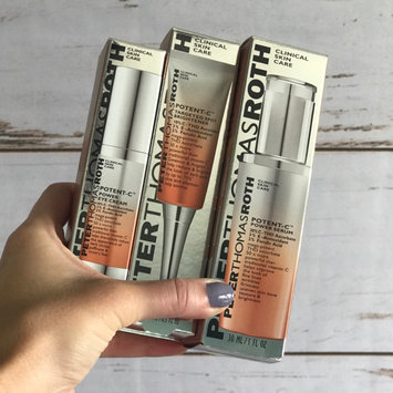 Photo of Peter Thomas Roth Potent-C™ Power Serum uploaded by Ashley A.