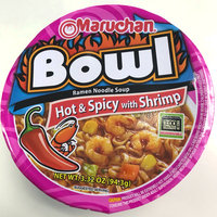 Maruchan Noodle Bowl Shrimp uploaded by Anh a.