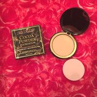 Too Faced Cocoa Powder Foundation uploaded by Kelli S.