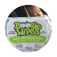 Boogie Wipes Gentle Saline Wipes for Stuffy Noses uploaded by Minga M.