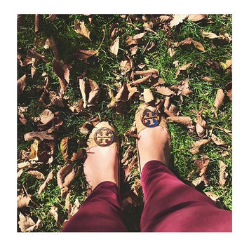 Photo of Tory Burch Flat Shoes uploaded by Brittany J.