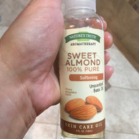 Nature's Truth Aromatherapy Sweet Almond Skin Care Essential Oil - 4 fl oz, Medium Clear uploaded by Tanya M.