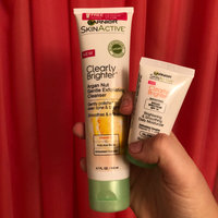 Garnier SkinActive Clearly Brighter Argan Nut Gentle Exfoliating Cleanser uploaded by Hannah B.