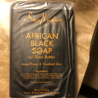 SheaMoisture African Black Soap Bar uploaded by Ashley T.
