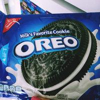 Nabisco Oreo Chocolate Sandwich Cookie uploaded by Kathy K.