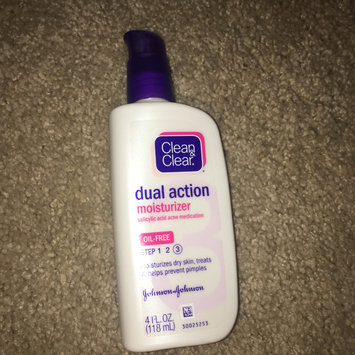 Photo of Clean & Clear® Essentials Dual Action Moisturizer uploaded by Lauren D.