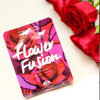 Origins Flower Fusion™ Rose Hydrating Sheet Mask uploaded by Kristina M.
