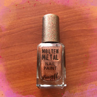 Barry M X 3 Molten Metal Nail Paint Copper Mine uploaded by Laura B.
