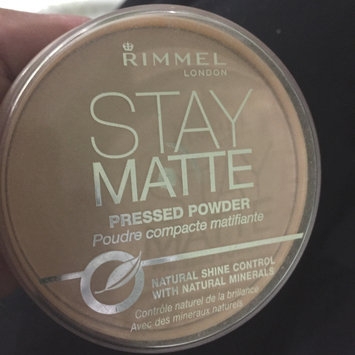 Photo of Rimmel London Stay Matte Pressed Powder uploaded by Nawahel M.