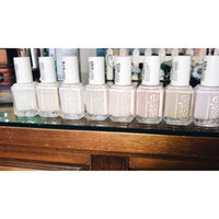essie Winter Collection 2015 Nail Color Virgin Snow uploaded by savannah L.